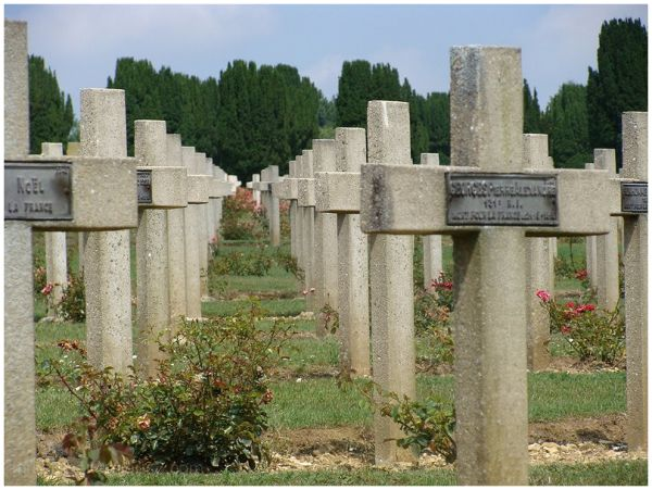 Verdun: Douaumont  Cemetery #2
