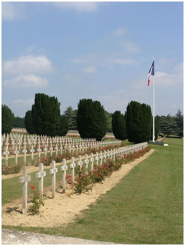 Verdun: Douaumont Cemetery #3