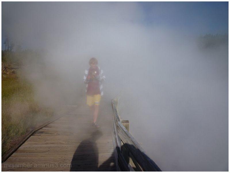 Walking through the Steam