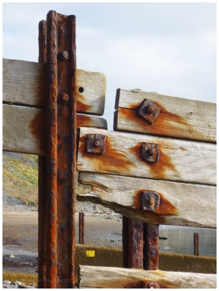 Rusting Beach Breaks