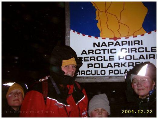 Visit to Lapland 2004 #1