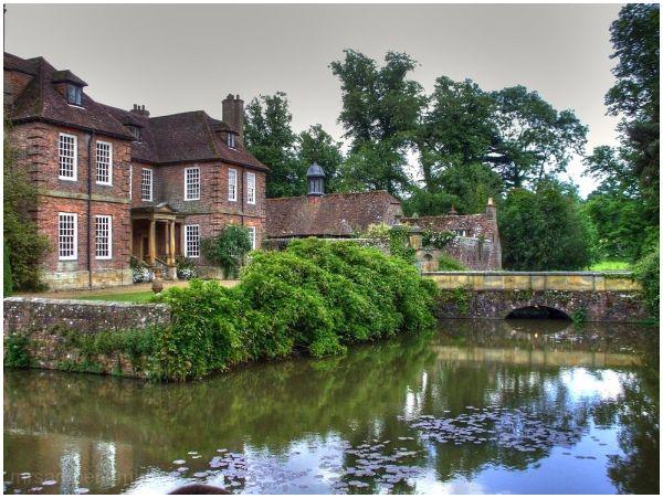 Groombridge Place, Kent #2