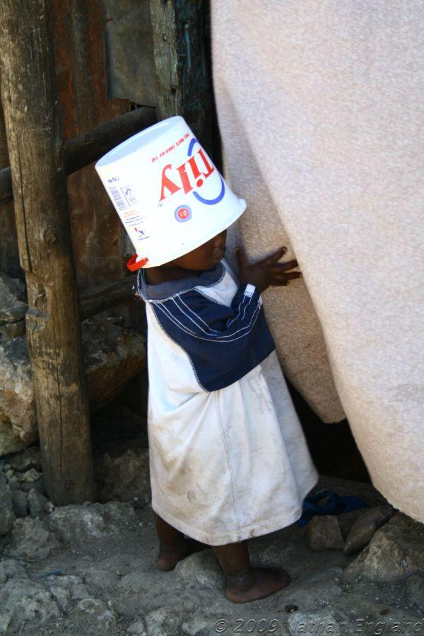 AFRICA kid