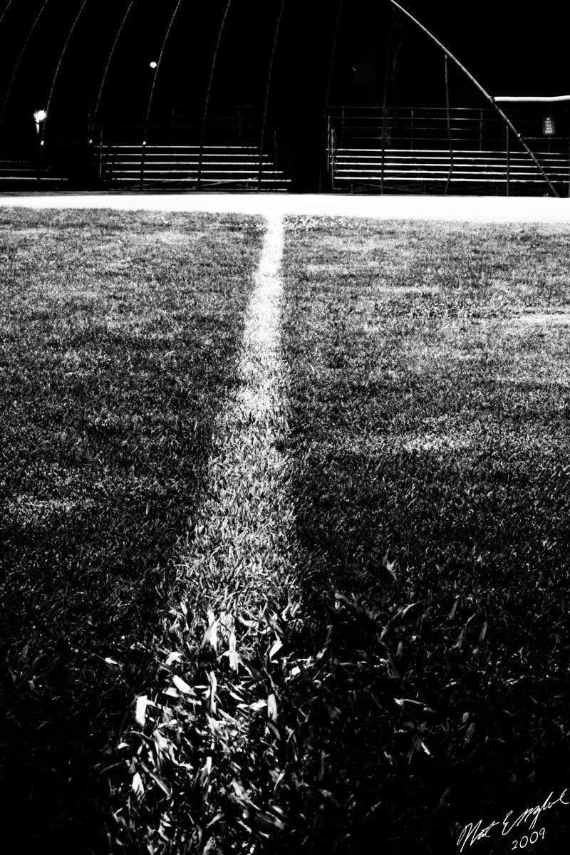 chalk line