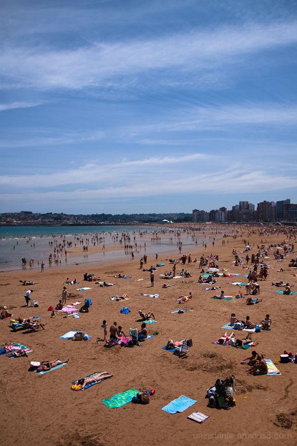 beach, san pedro, sea