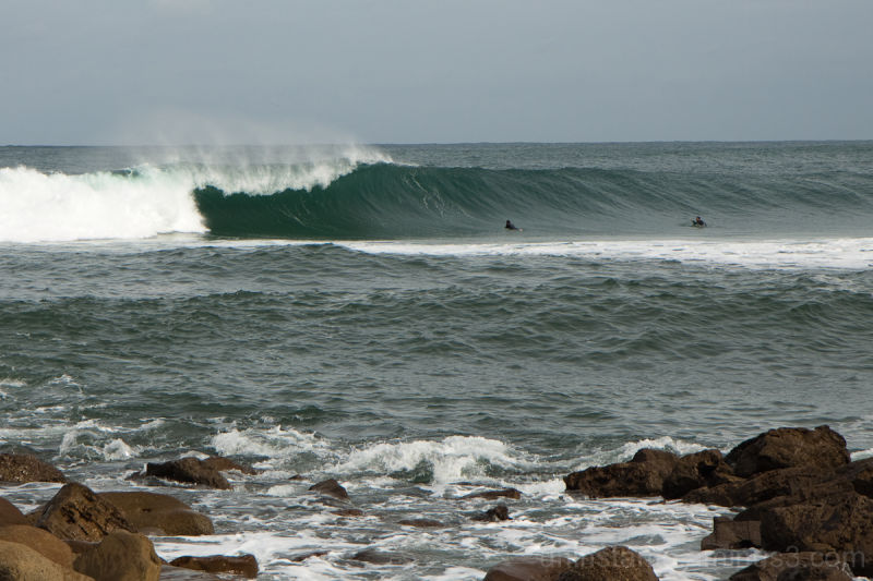 Tubo Rodiles Surf Mar Sea Tube