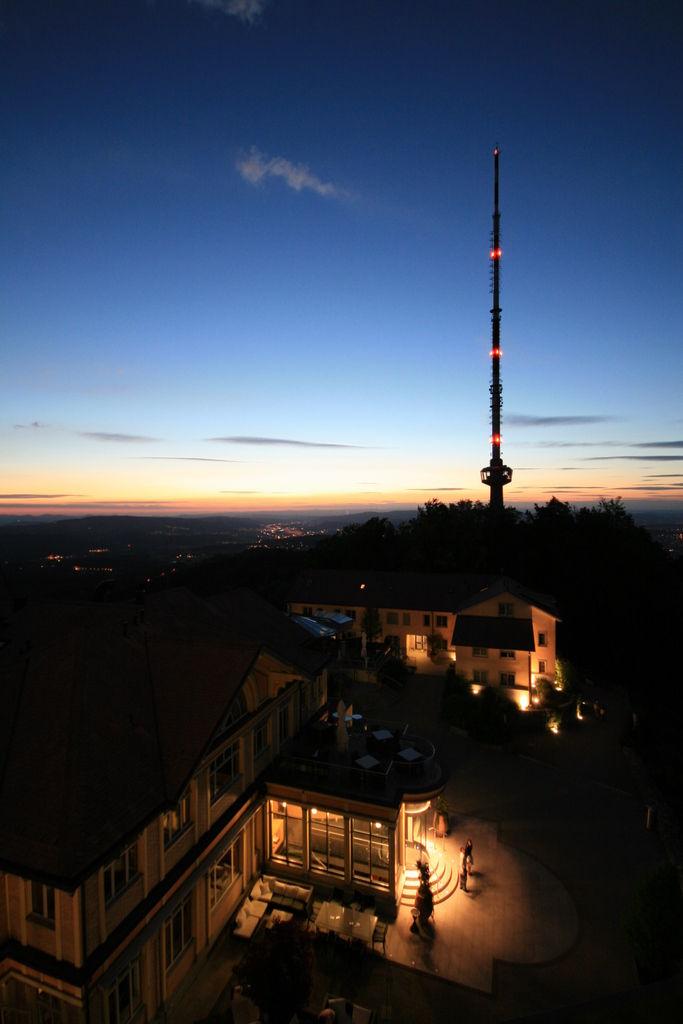 Zurich Uetliberg View