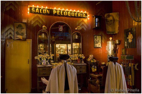 Salón peluquería