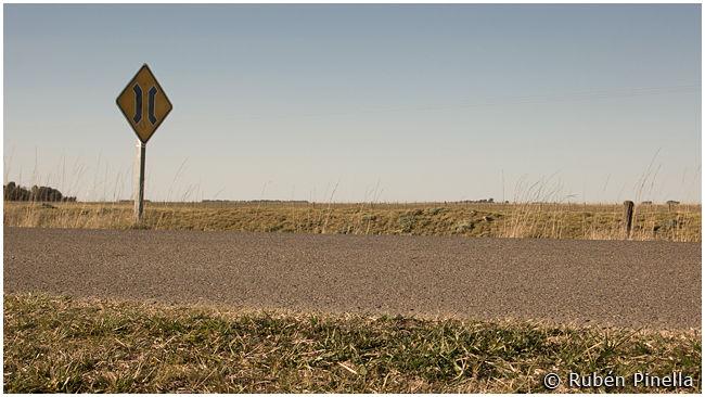Al lado del camino