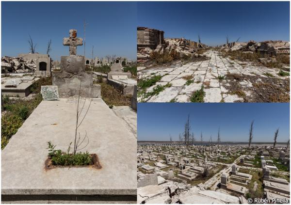Cementerio Carhué