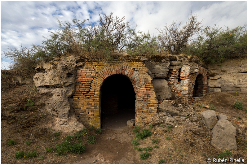 Cuevas Maragatas (Carmen de Patagones)