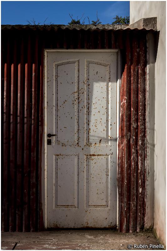 Puerta #121
