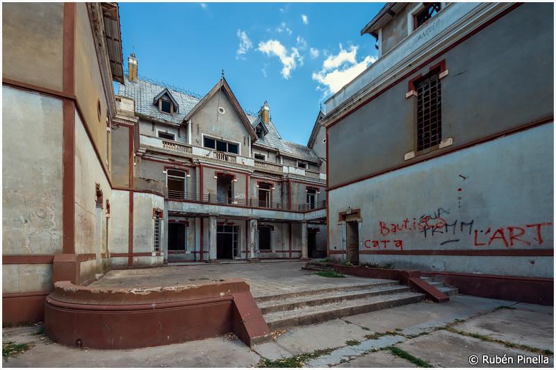 Castillo de Egaña #8