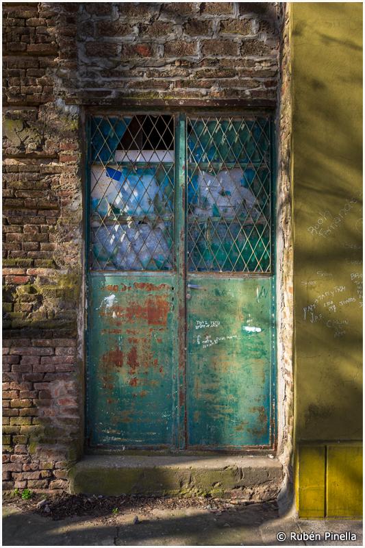Puerta #158