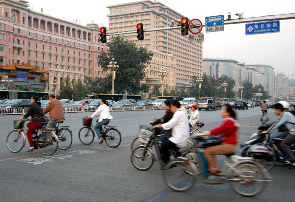 Beijing Bike Race