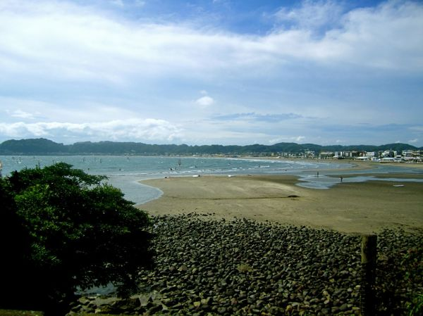 鎌倉 和賀江島