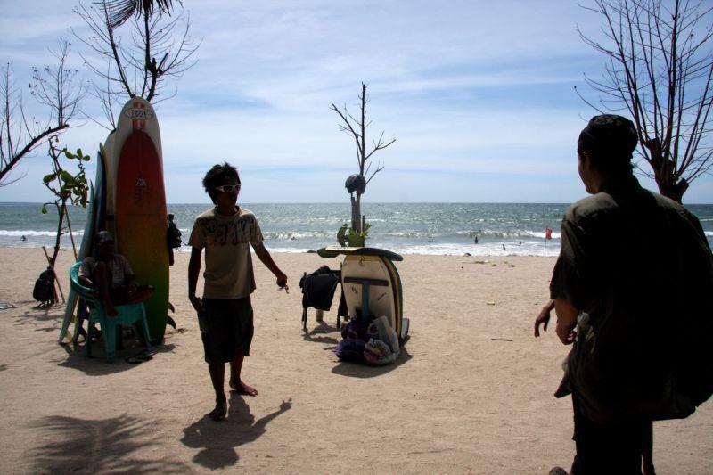 Bali クタビーチ