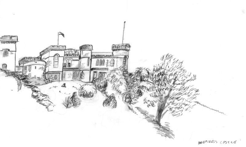 Iverness Castle
