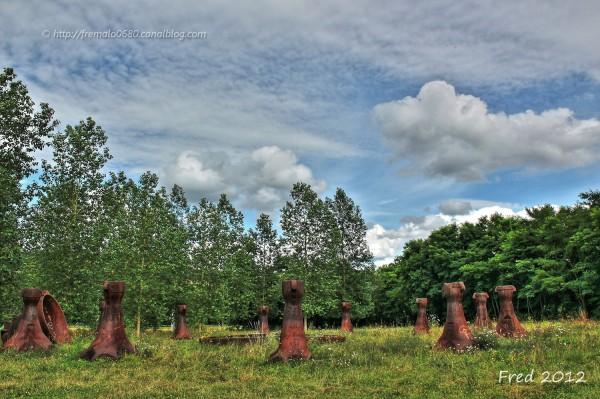 Sculptures Garden