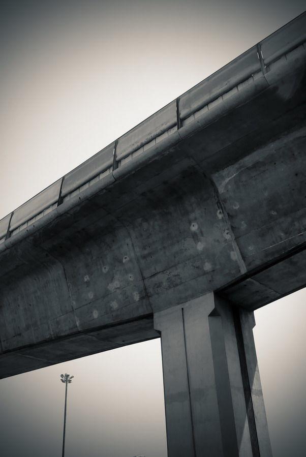 Skytrain bridge
