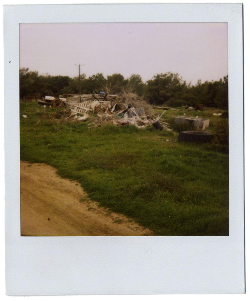 farmland waste