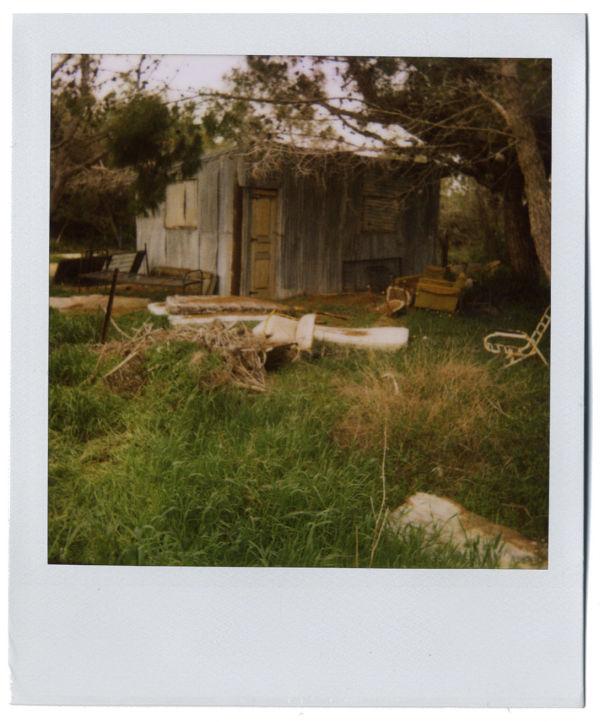 farm shack