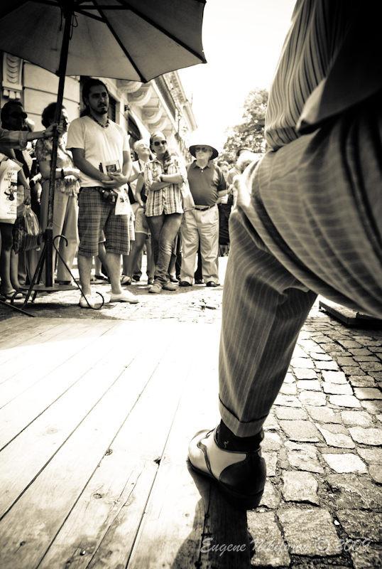 Tango shoes, San Telmo, Buenos Aires