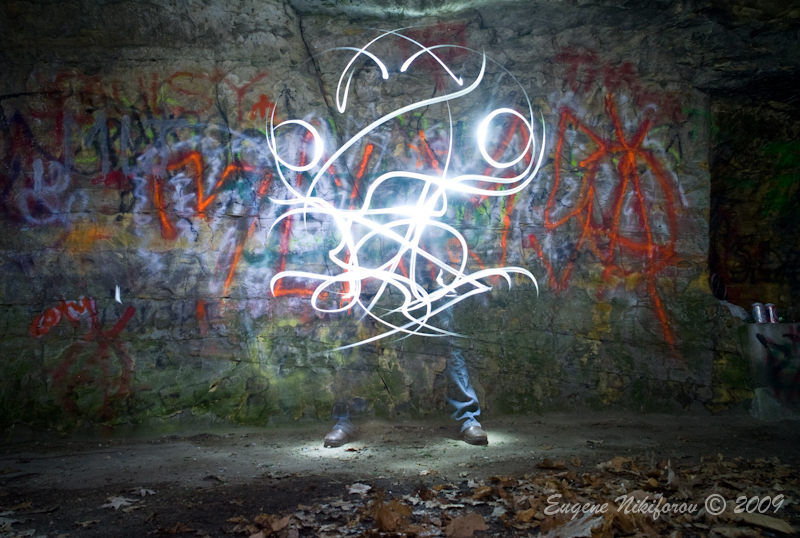Can you paint with light?