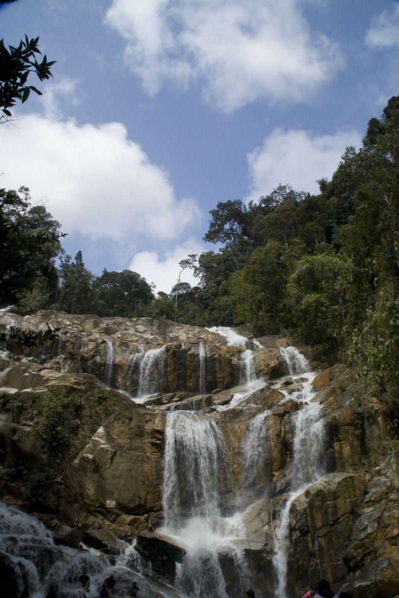 Pandan Waterfall