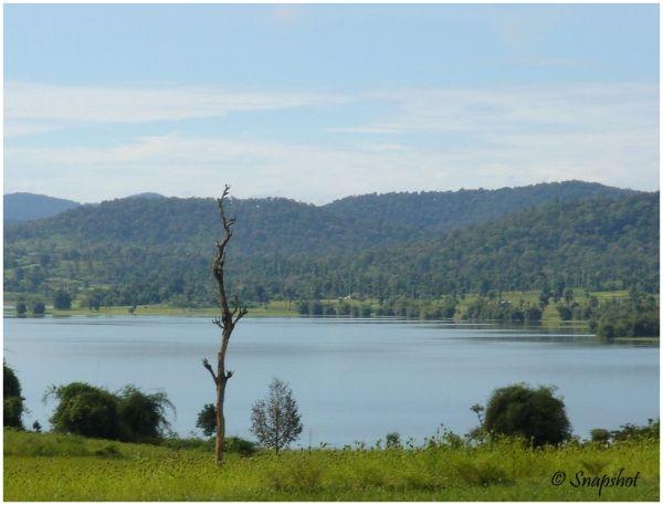 View of River Kabini