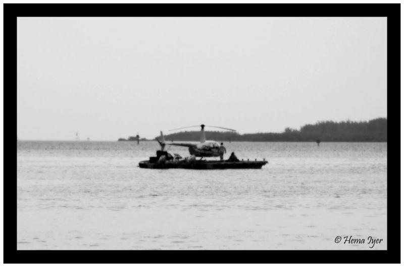 Marine Helipad