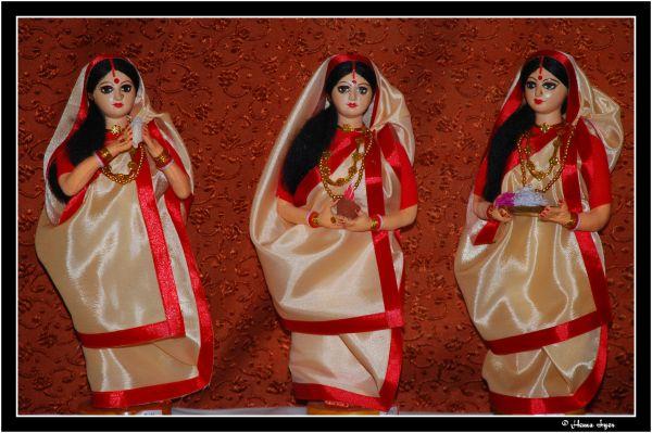 Dasara Dolls