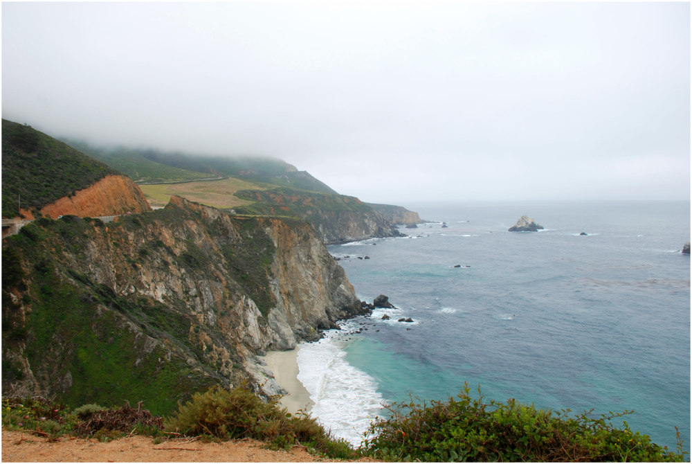 bixby bridge vista point