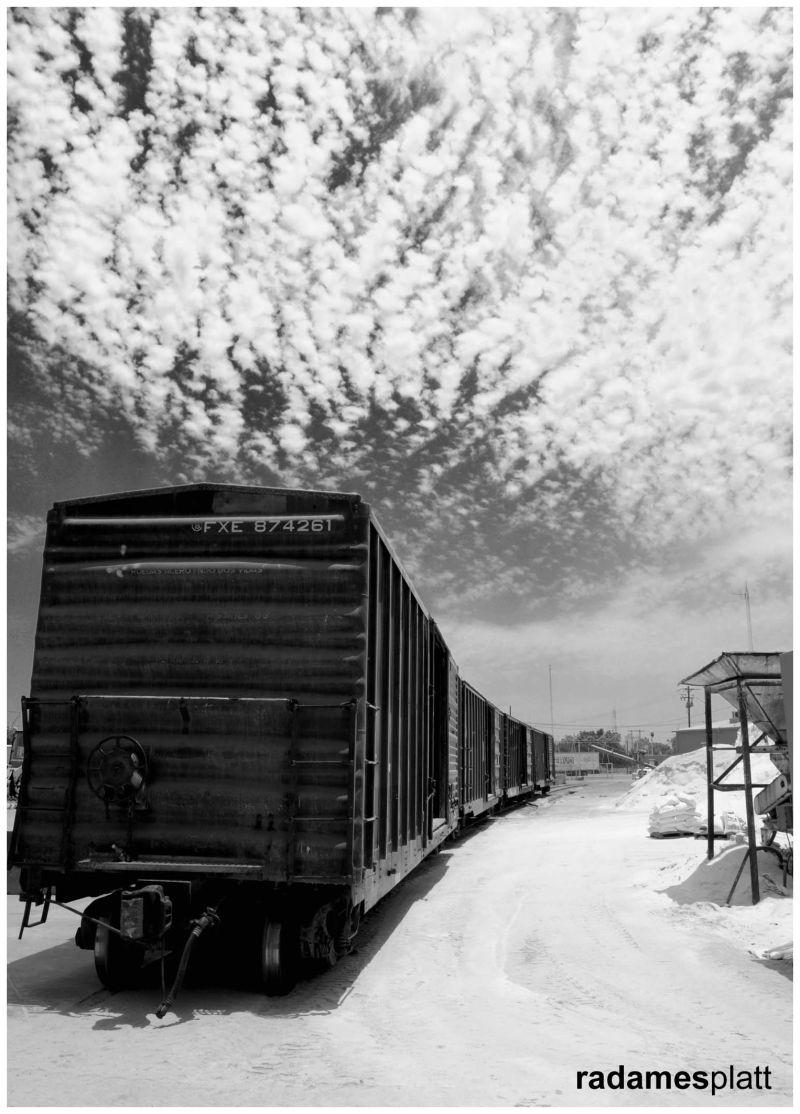 tren con sal