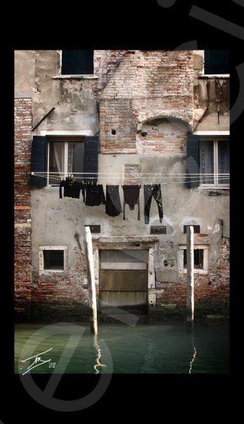 Muerte en Venecia