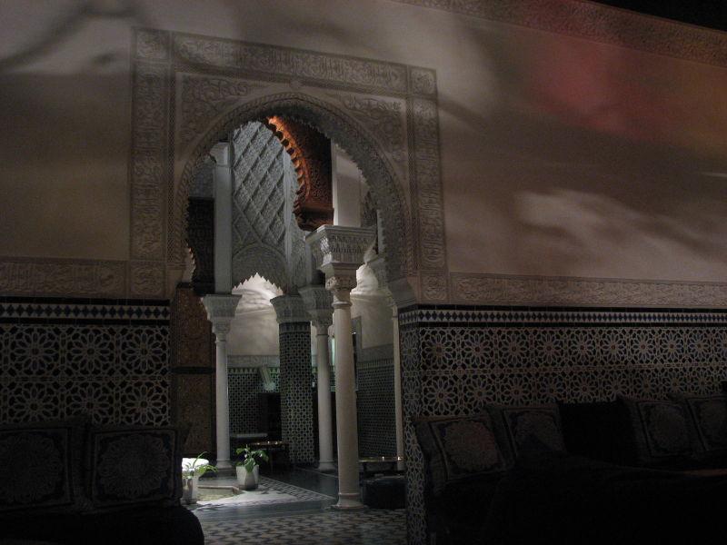 Moroccon Restaurant