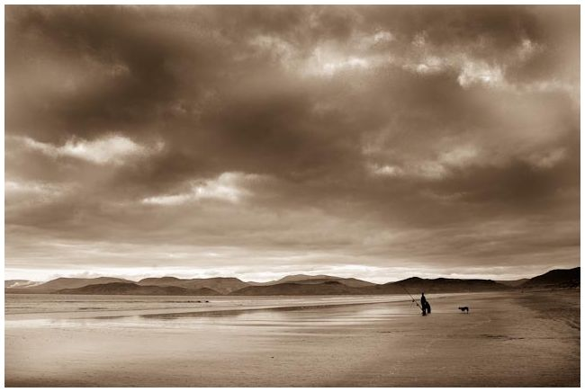 Fishing at Rossbeigh