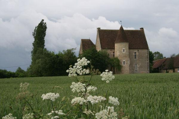 château en Normandie