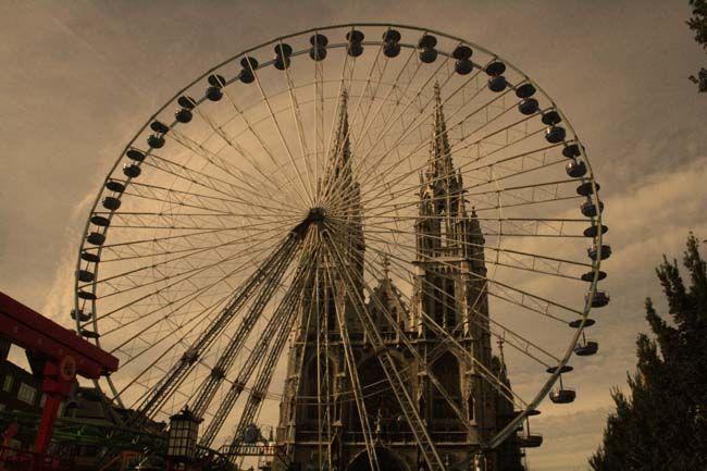 grande roue d'Ostende