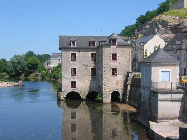 A la limite de la Corèze et de la Dordogne