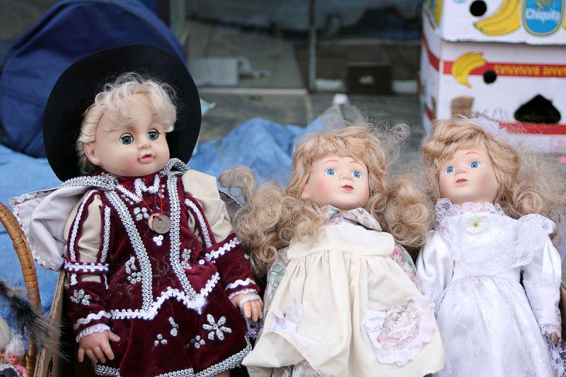 Les 3 poupées