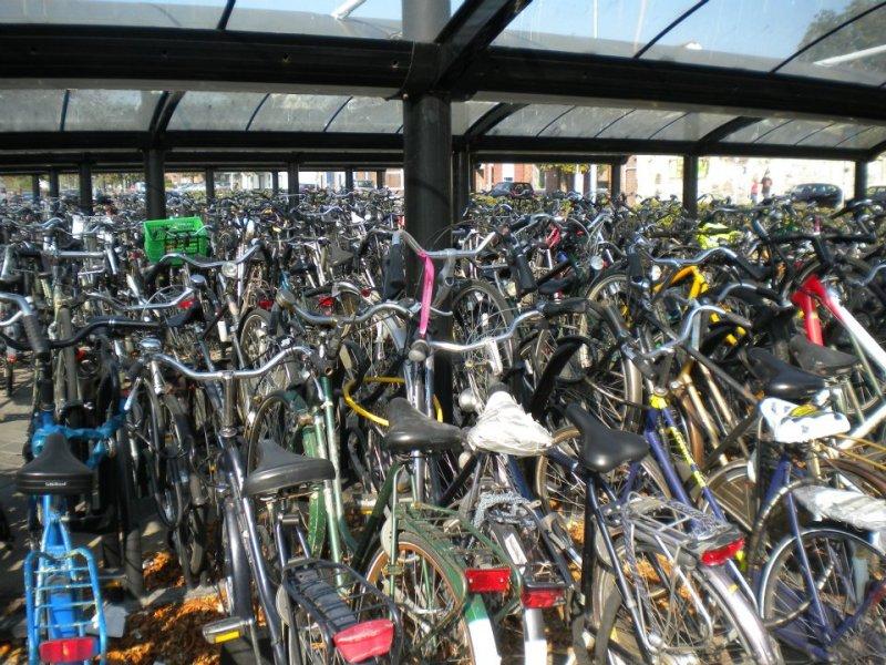 Où est mon vélo ?