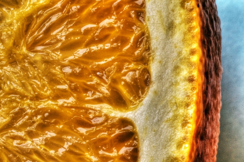 Chronicle of an orange
