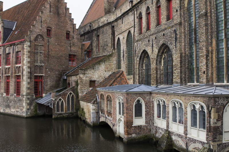 Bruges, la Venise belge