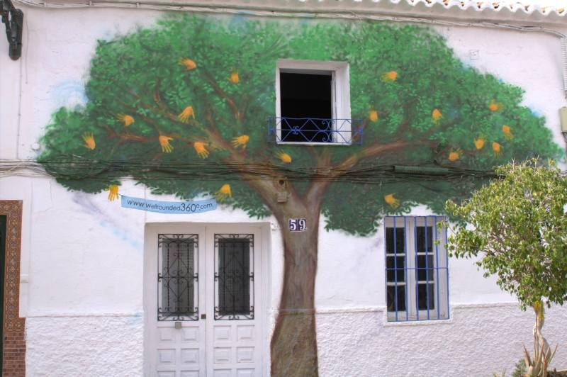 les mains de l'arbre