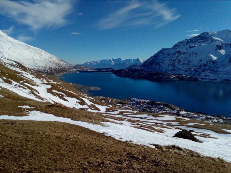 lac de Val Cenis