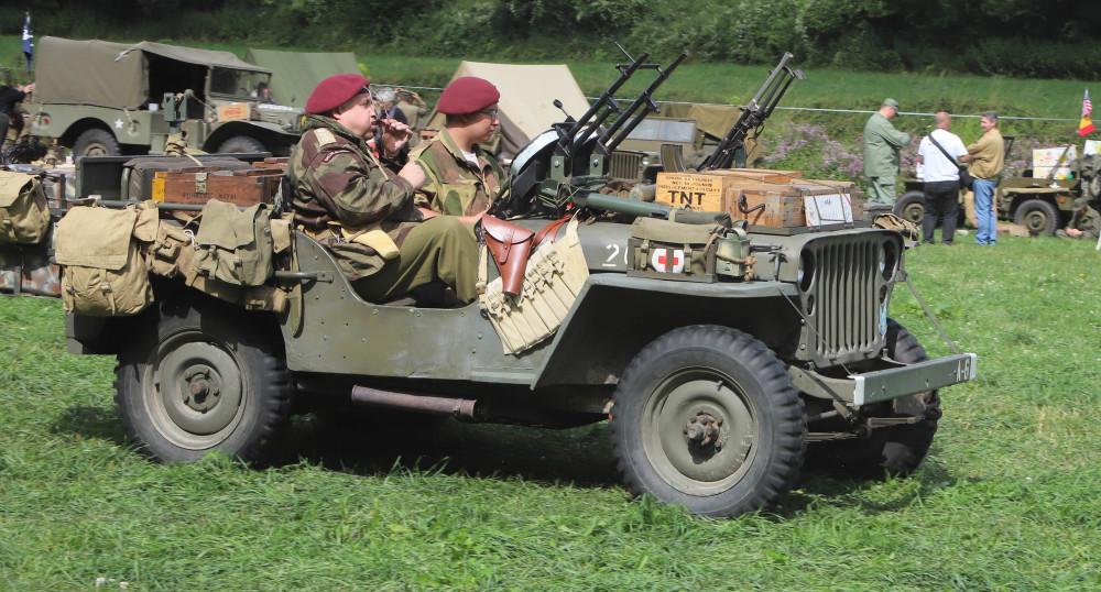 Section d'assaut  /  Assault section