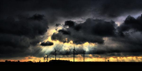 wind, sky, sun, clouds, snowstorm