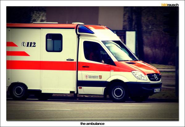 ambulance, germany, car, fast