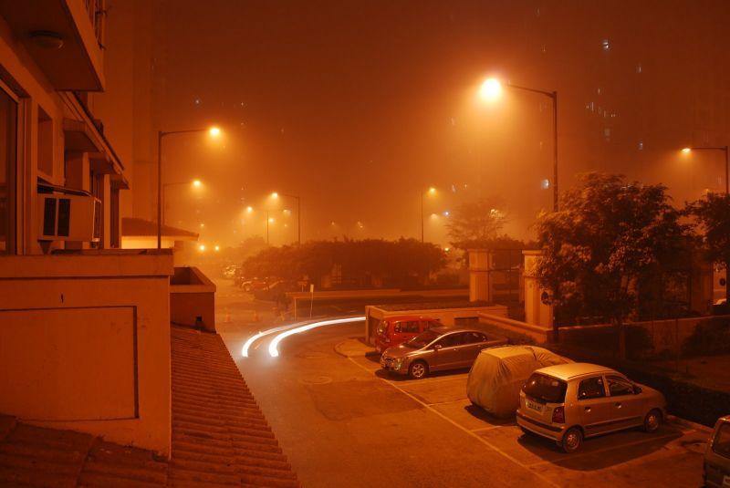 Gurgaon@night